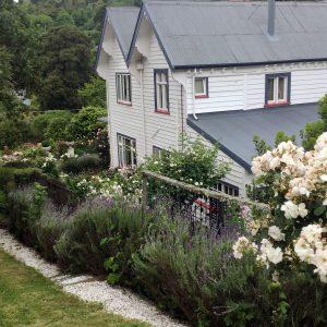 Beaufort House Akaroa 2020 House & Garden