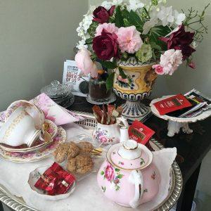 Beaufort House Akaroa - Nalder Room Tea Tray