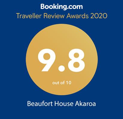Beaufort House booking.com 2020 award