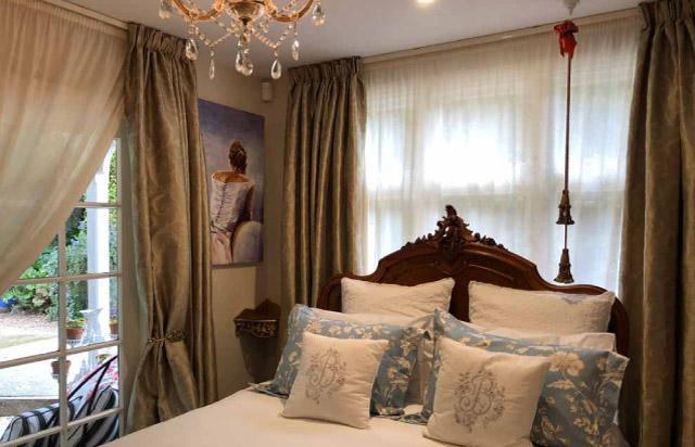 Beaufort House Akaroa - Beaufort room